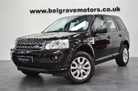 "Used Land Rover Freelander TD4 GS NEW MODEL 18"" HSE ALLOYS FULL LEATHER 45+MPG"