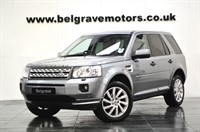 """Used Land Rover Freelander SD4 AUTO HSE HUGE SPEC PRIVACY UPGRADE 19"""" ALLOYS"""