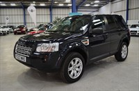Used Land Rover Freelander TD4 SE LEATHER HSE ALLOYS SAT NAV
