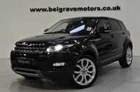 Used Land Rover Range Rover Evoque SD4 PURE TECH PAN ROOF
