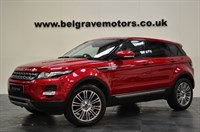 Used Land Rover Range Rover Evoque TD4 PURE PAN ROOF 4X4