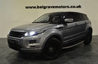Used Land Rover Range Rover Evoque SD4 AUTO PURE TECH 4x4