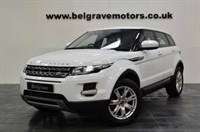 Used Land Rover Range Rover Evoque SD4 AUTO PURE TECH SAT NAV 5DR