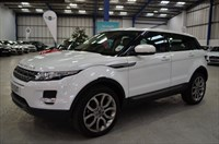"Used Land Rover Range Rover Evoque TD4 PURE 4WD 20"" ALLOYS"