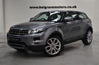 "Used Land Rover Range Rover Evoque SD4 PURE 20"" DYNAMIC ALLOYS STYLE PACK LED XENONS"