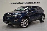 Used Land Rover Range Rover Evoque ED4 PURE DYNAMIC ALLOYS 57MPG