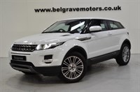 Used Land Rover Range Rover Evoque SD4 PURE XENONS 4X4 3DR