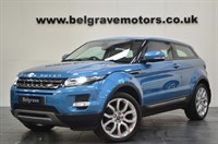 "Used Land Rover Range Rover Evoque TD4 PURE 20"" DYNAMIC ALLOYS PAN ROOF 4X4"