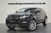 """Used Land Rover Range Rover Evoque SD4 PURE 20"""" DYNAMIC ALLOYS PAN ROOF"""