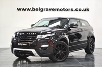Used Land Rover Range Rover Evoque SD4 DYNAMIC PAN ROOF HUGE SPEC 49+MPG
