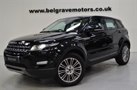 Used Land Rover Range Rover Evoque SD4 PURE TECH PACK SAT NAV