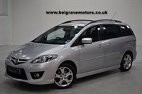 Used Mazda Mazda5 5 D SPORT NAV HUGE SPEC FULL LEATHER 7SEATS
