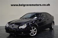 Used Mercedes C220 CDI SPORT EDITION HEATED LEATHER PAN ROOF