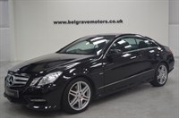 Used Mercedes E220 CDI AUTO BLUEEFFICIENCY SPORT GREAT SPEC 2DR