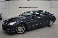 Used Mercedes E250 CDI AUTO BLUEEFFICIENCY AMG SPORT GREAT SPEC
