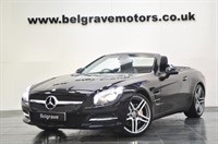 Used Mercedes SL350 SL COMAND PANORAMIC GLASS ROOF 37+MPG