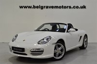 Used Porsche Boxster 24V PDK AUTO ONE OWNER LOW MILES