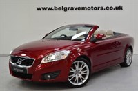 Used Volvo C70 D4 177 BHP SE LUX FULL LEATHER NEW MODEL