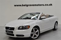 "Used Volvo C70 S HEATED LEATHER 18"" R DESIGN ALLOYS 46+MPG"