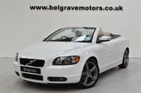 """Used Volvo C70 S HEATED LEATHER 18"""" R DESIGN ALLOYS 46+MPG"""