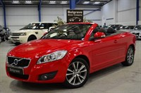 Used Volvo C70 D3 SE HEATED LEATHER SAT NAV