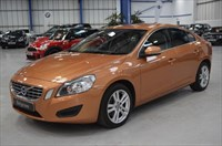 Used Volvo S60 D3 163 SE PREMIUM NAV LEATHER 4DR 53+MPG