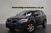 Used Volvo XC60 D3 163 DRIVE SE GREAT SPEC 49+MPG