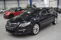Used VW Passat CC TDI GT GREAT SPEC LEATHER SAT NAV 5 SEATS