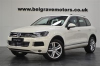 Used VW Touareg V6 SE TDI BLUEMOTION TECH ALTITUDE ALLOYS