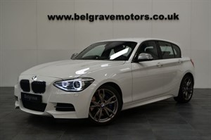 BMW 1 Series M 135I 5DR 320 BHP LOW MILES ONE OWNER