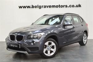 BMW X1 XDRIVE 20D SE AUTO 4X4 50MPG