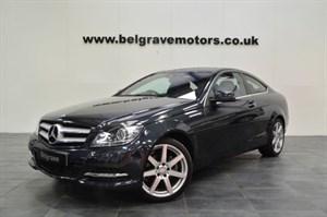 Mercedes-Benz C220 CDI EXEC SE 18 AMG SPORT ALLOYS SAT NAV 20 TAX 64MPG
