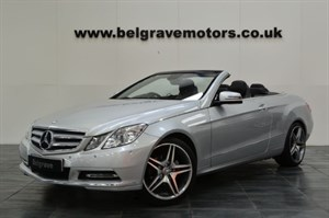 Mercedes-Benz E220 CDI SE MEGA SPEC 19 SPORT ALLOYS SAT NAV LEATHER