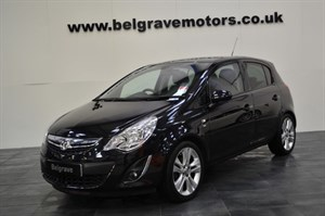 Vauxhall Corsa SE HEATED SEATS AND WHEEL PRIVACY