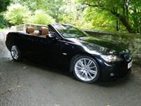 Used BMW 330d M SPORT SAT NAV + LEATHER