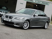 Used BMW 523i M SPORT +LEATHER