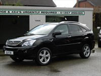 Used Lexus RX 400h SR Nav + Camera
