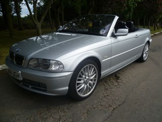 BMW 330 CI 330 WITH FULL LEATHER AND AIR CON