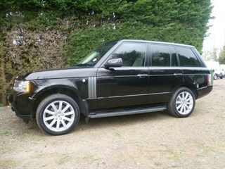 Land Rover Range Rover TD4 E VOGUE AUTO
