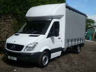 Mercedes-Benz Sprinter 313 CDI LWB WITH BLUETOOTH AND CRUISE