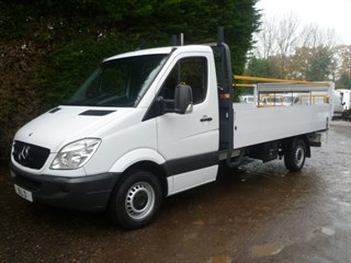 Mercedes-Benz Sprinter 313 CDI LWB WITH BLUETOOTHCRUISE AND TAIL LIFT