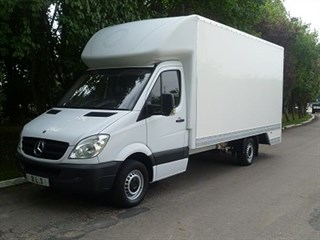 Mercedes-Benz Sprinter 313 CDI LWB DROPWELL WITH BLUETOOTH AND CRUISE