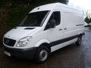 Mercedes-Benz Sprinter 313 CDI MWB WITH BLUETOOTH AND CRIUSE