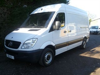 Mercedes-Benz Sprinter 316 CDI MWB WITH BLUETOOTH AND CRUISE