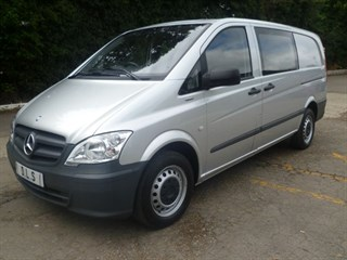 Mercedes-Benz Vito 113 CDI BLUEEFFICIENCY DUALINER