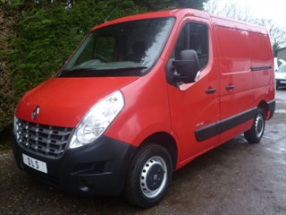 Renault Master SL33 DCI LR125PSI WITH AIR CON