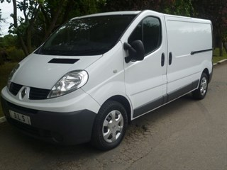 Renault Trafic LL29 DCI 115PSI WITH AIR CON