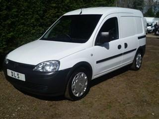 Vauxhall Combo 2000 CDTI SWB HC