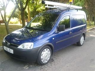 Vauxhall Combo 2000 CDTI WITH PARKING SENSORS