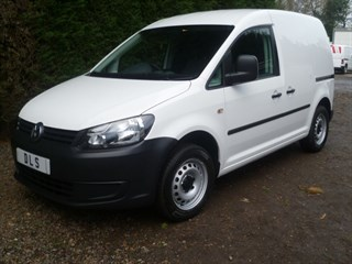 Volkswagen Caddy C20 PLUS TDI 102 WITH AIR CON